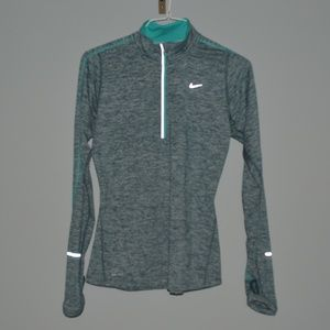 NIKE Running womens Pullover NIKE ELEMENT Small